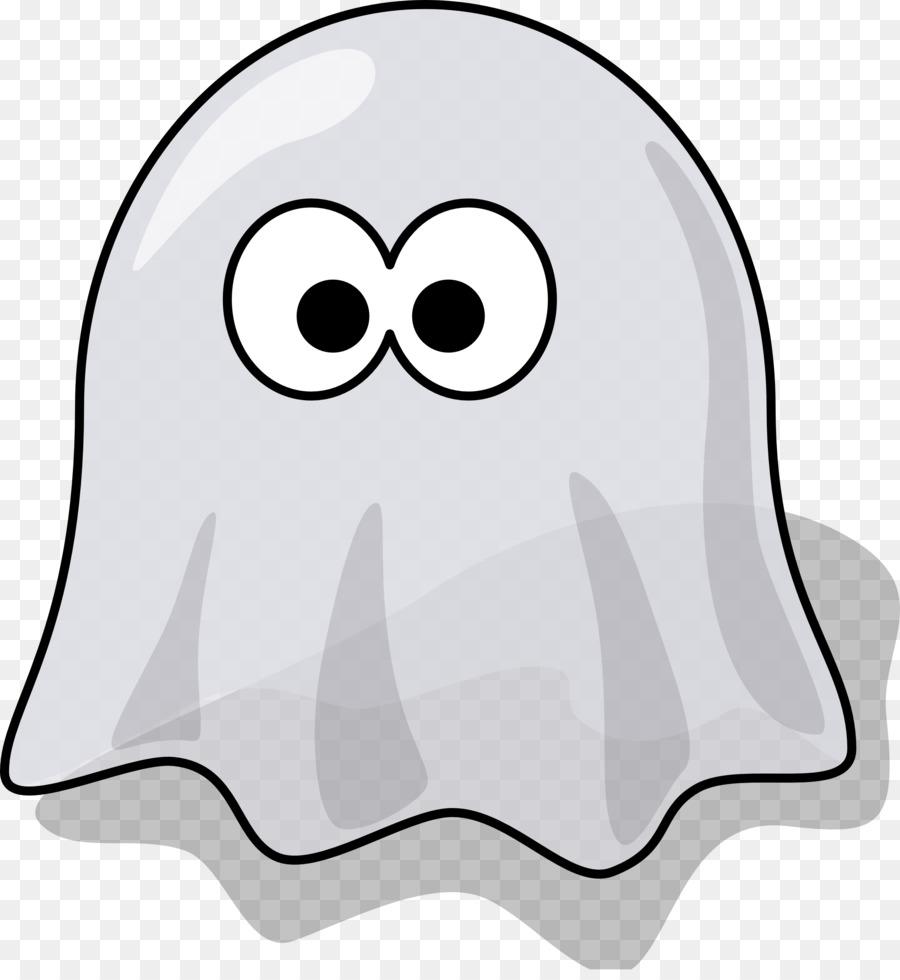 Ghost Cartoon clipart.