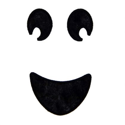 Free Ghost Face Silhouette, Download Free Clip Art, Free.