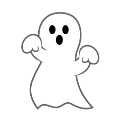 Free Ghost with Pumpkin Clipart Image Illustoon.