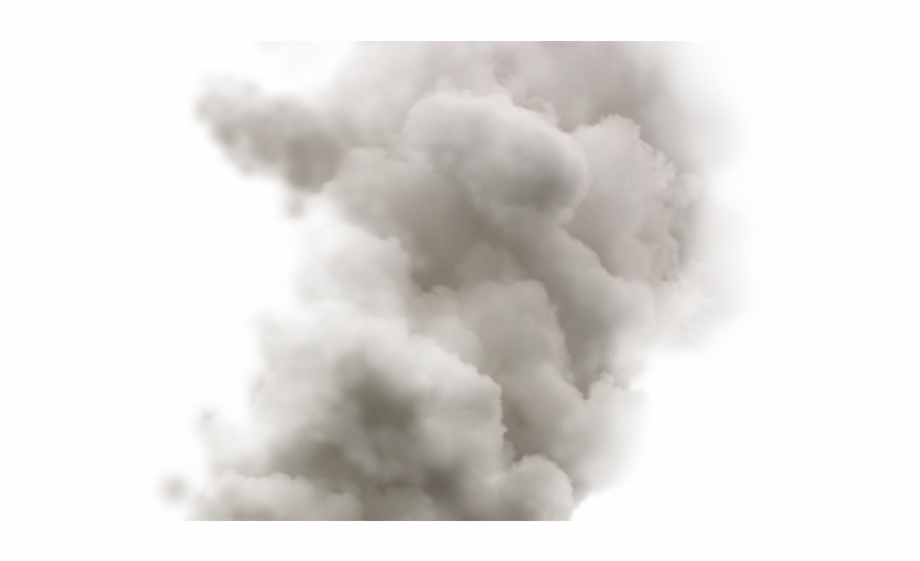 Smoke Effect Clipart Overlay Png.