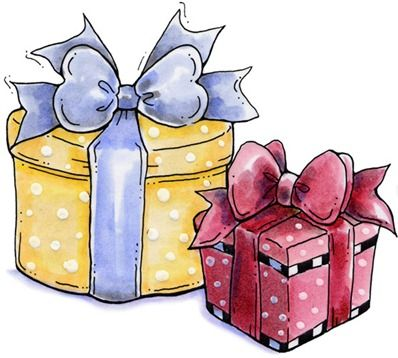 Party Gift Boxes ….