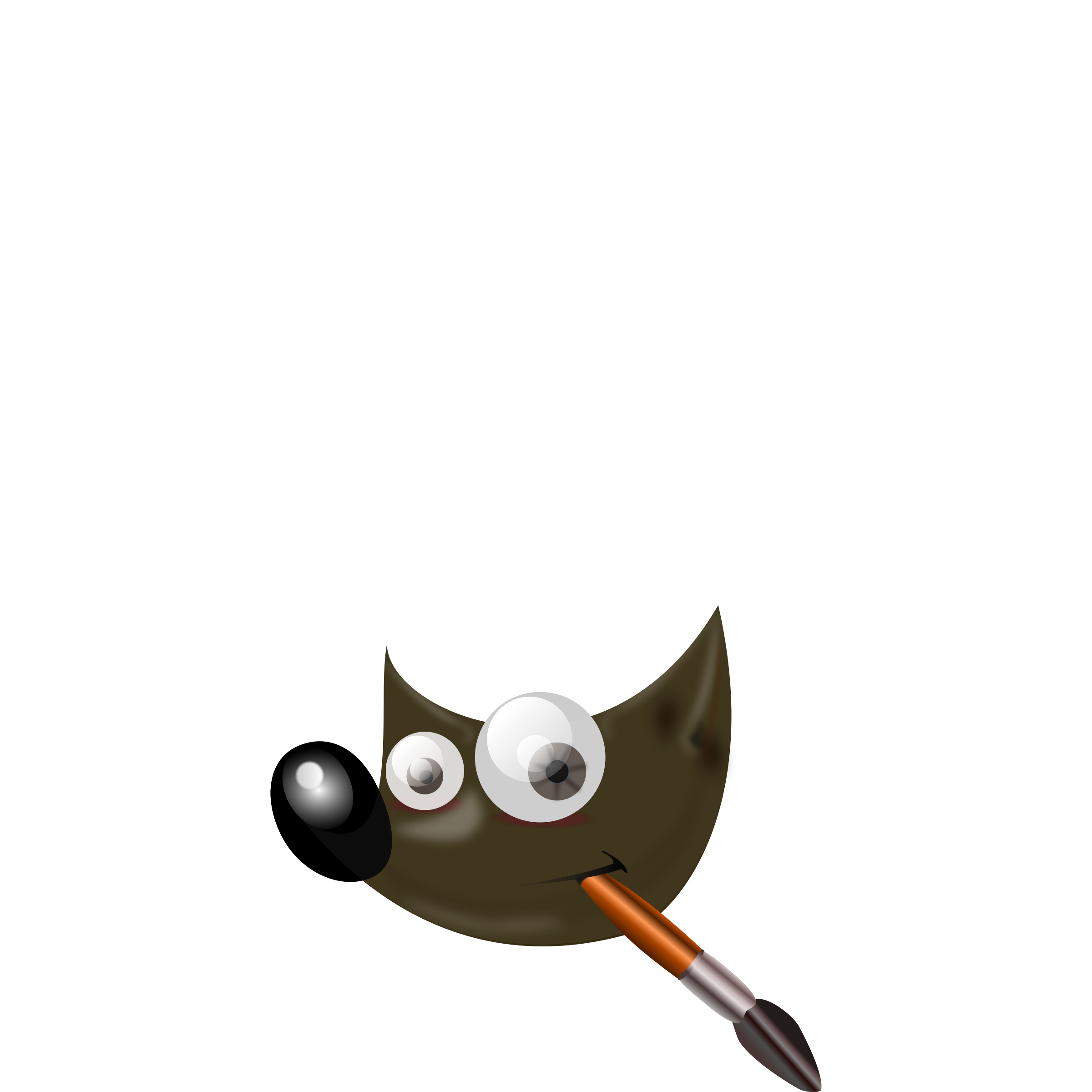 Other Clipart : Gimp wilber.