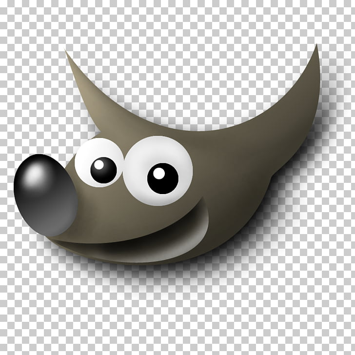 GIMP editing Free software, Wilber PNG clipart.