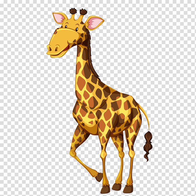 Giraffe Hippopotamus , giraffe transparent background PNG.