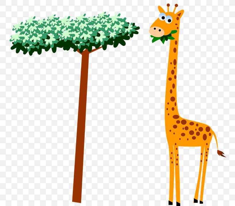 Baby Giraffes Cartoon Clip Art, PNG, 760x720px, Giraffe.
