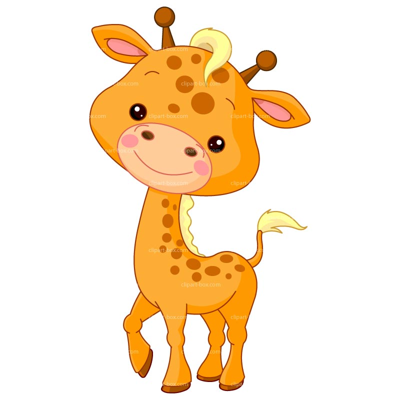 Image of baby giraffe clipart 5 clipart giraffe free vector.