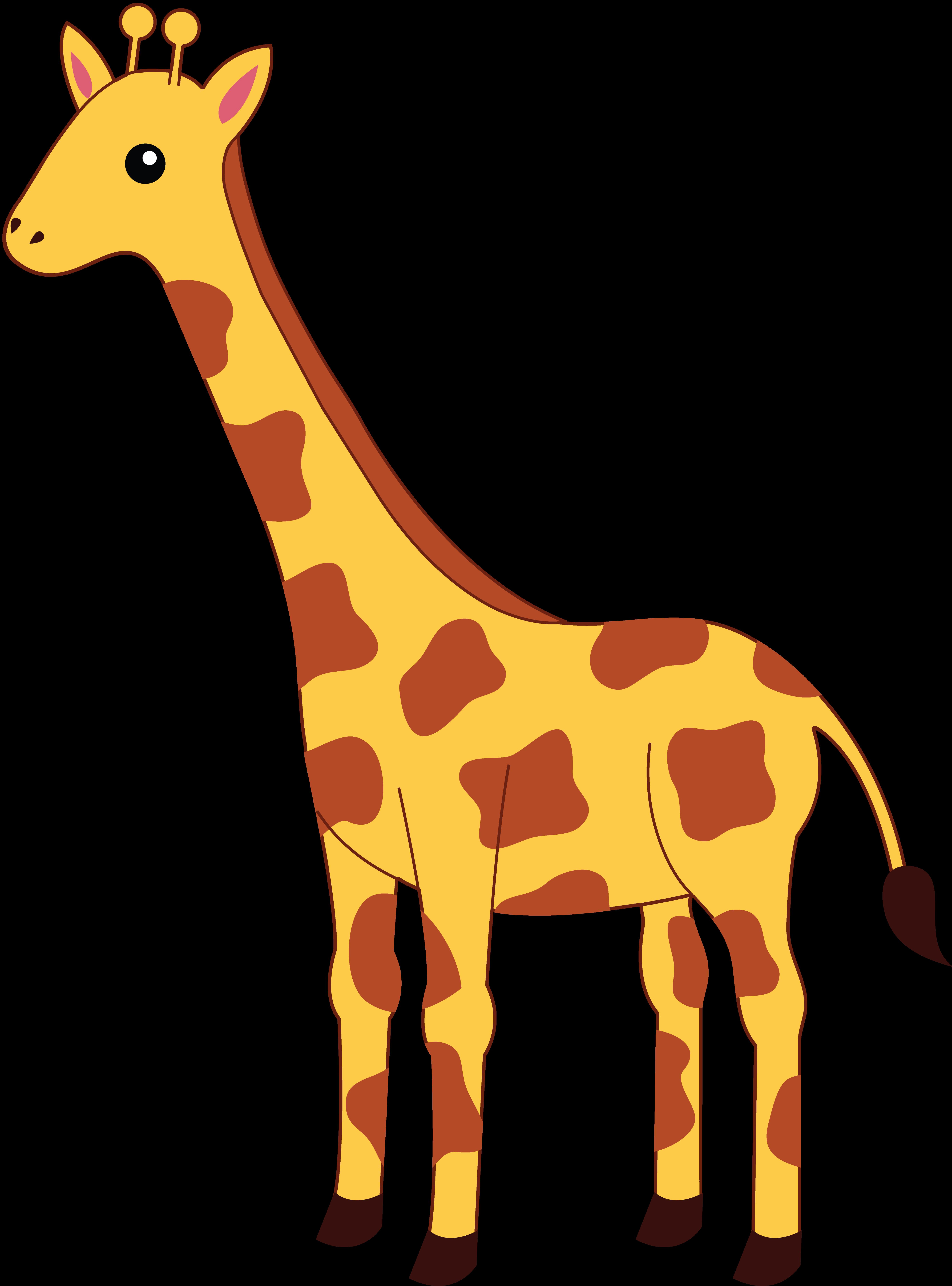 Free Giraffe Clipart & Giraffe Clip Art Images.