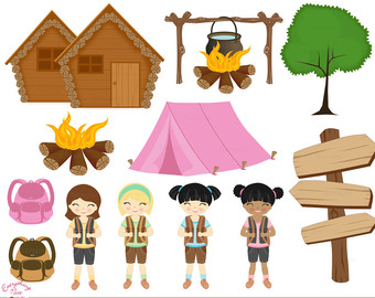 Free Camping Clip Art & Camping Clip Art Clip Art Images.