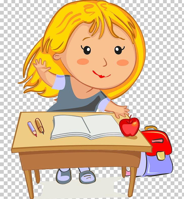 Cartoon School Girl PNG, Clipart, Animation, Art, Art, Boy.