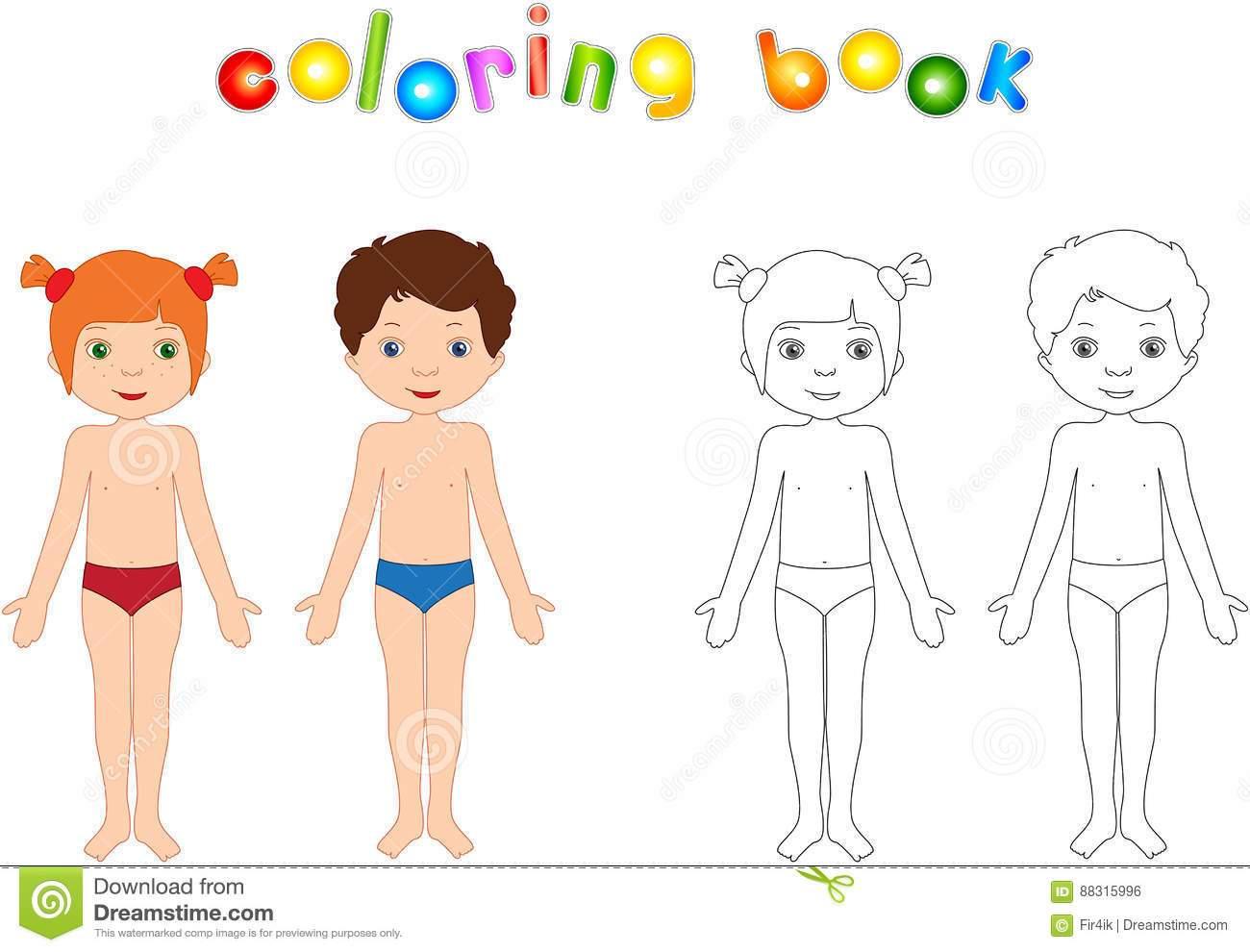 Girl body clipart for kids 4 » Clipart Portal.
