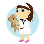Playing doctor Clipart Illustrations. 973 playing doctor clip art.