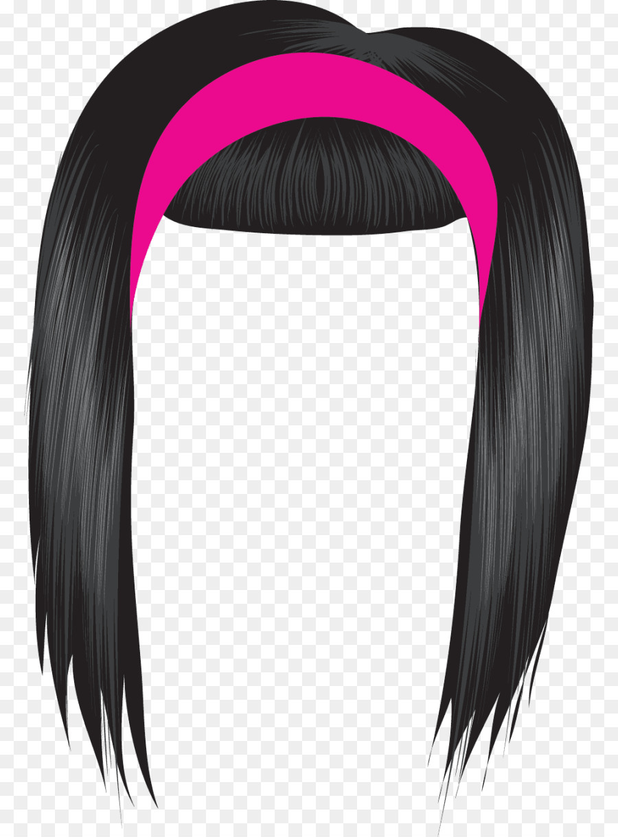 Girl Hair Clipart Png.
