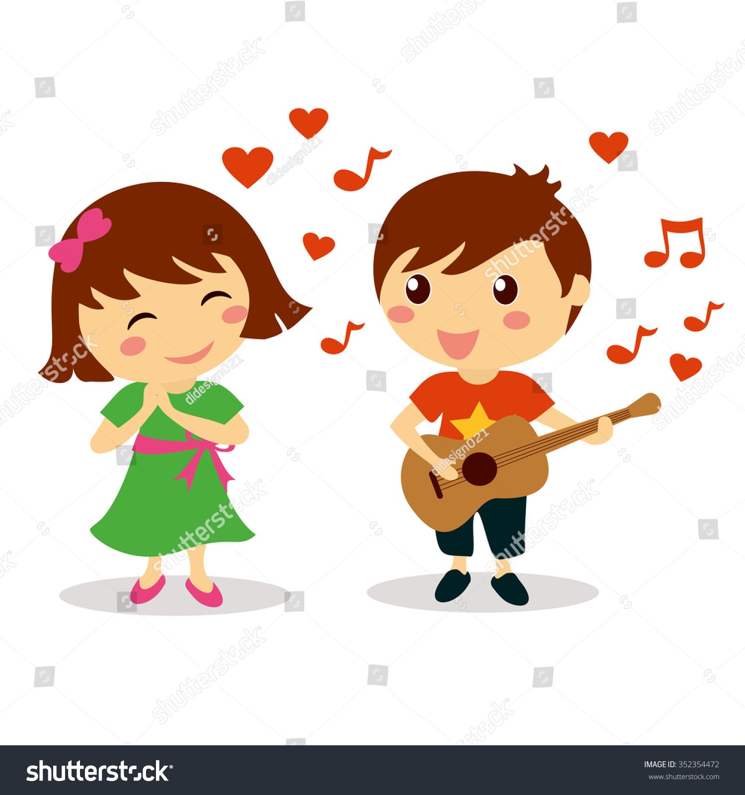 Boy and girl in love clipart 4 » Clipart Portal.