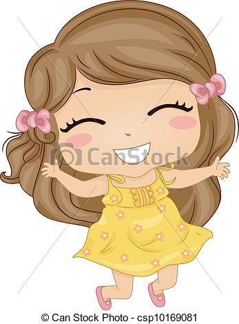 Jumping girl Clipart Vector Graphics. 12,336 Jumping girl EPS clip.