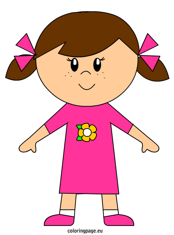 A Girl Clipart at GetDrawings.com.