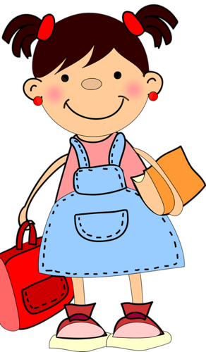 clipart a girl standing 20 free Cliparts | Download images ... |Clipart Girl
