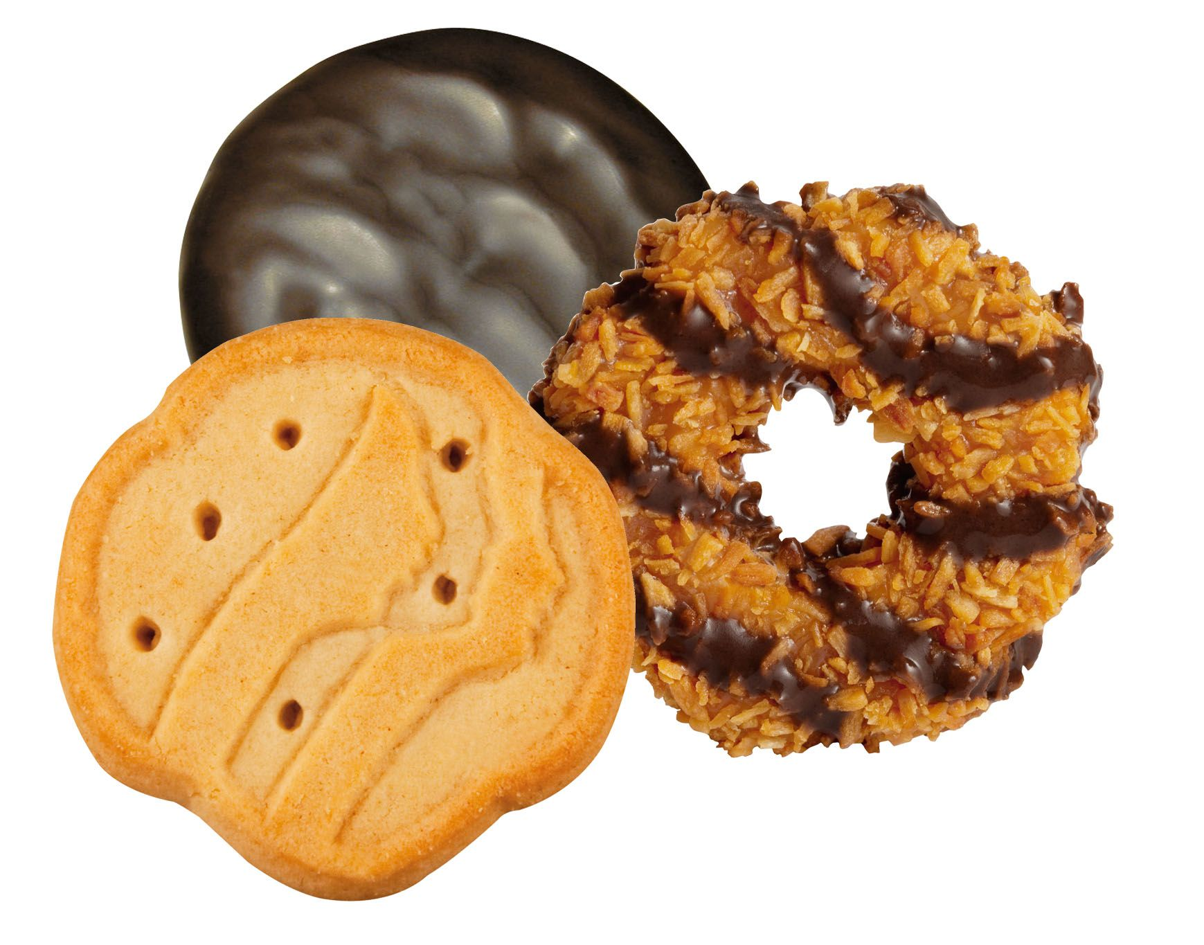 Girl Scout Cookie Clip Art Group (+), HD Clipart.