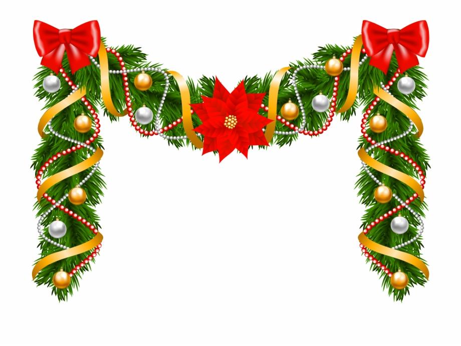 Lighted Wreaths Girlande Weihnachten Png.