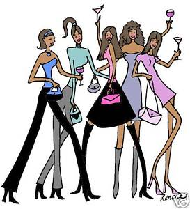 Girls Night Out Clipart Free Download Clip Art.