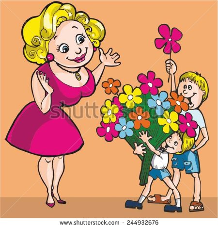 clipart giving flowers 20 free Cliparts | Download images ...