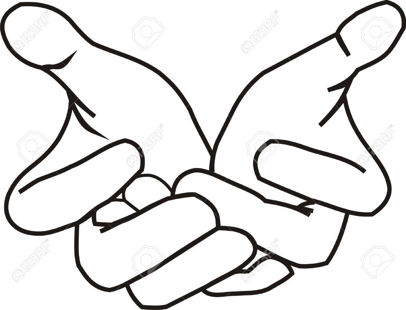 Giving Hands Clipart in 2019.