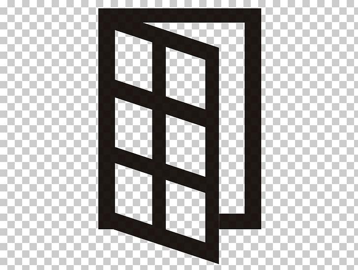 Window Door Glazier, window PNG clipart.