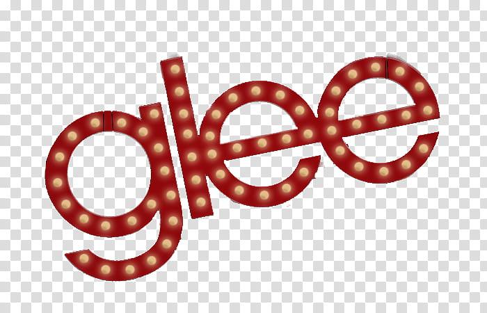 Glee LOGO, Glee logo transparent background PNG clipart.