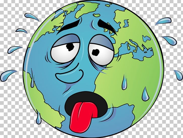 Global Warming Earth Fan Art PNG, Clipart, Cartoon, Circle.