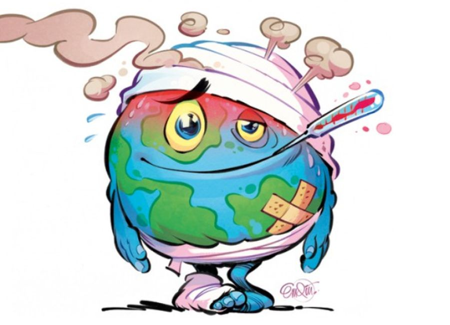 Global warming clipart 2 » Clipart Station.