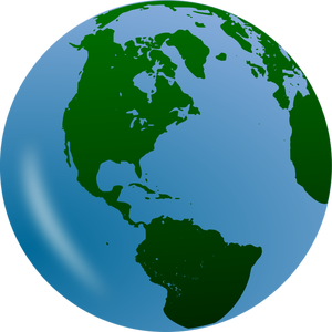 288 globe free clipart.
