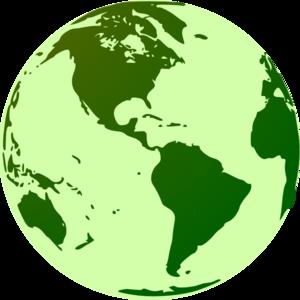 Globe clip art at vector clip art free 2 3.