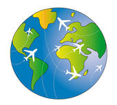 Globe trotter clipart 4 » Clipart Station.