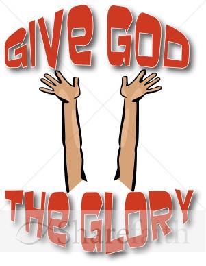 Glory Of God Clipart.