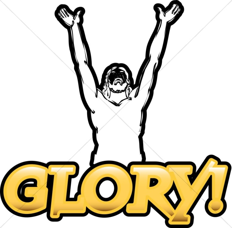 Glory Clipart.