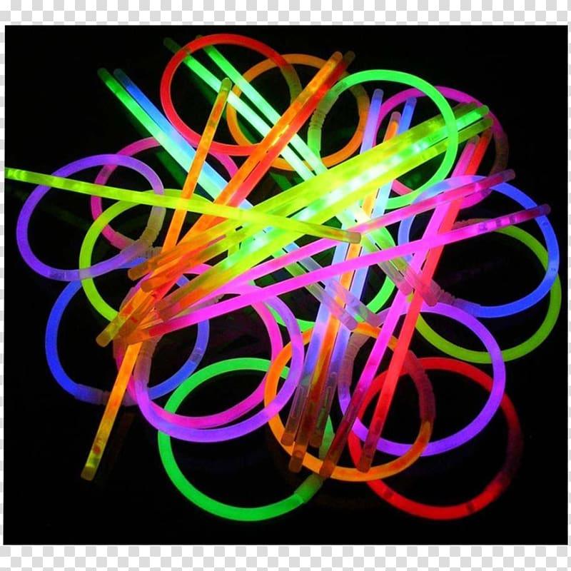 Glow stick Light Party favor Phosphorescence, light.