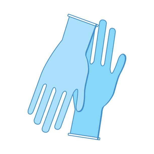 Clipart gloves 4 » Clipart Station.