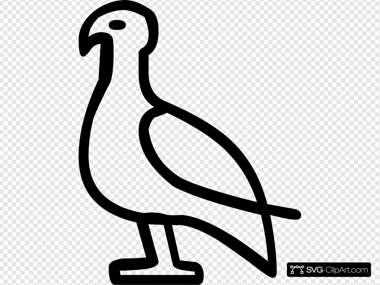 Phaistos Glyph Clip art, Icon and SVG.