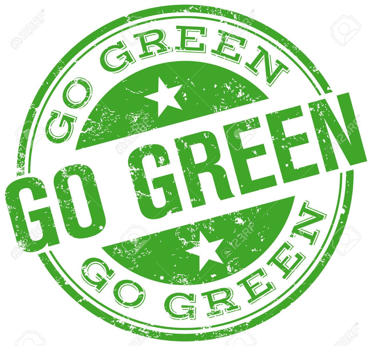 Go green clipart 8 » Clipart Station.