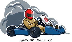 Go Kart Clip Art.