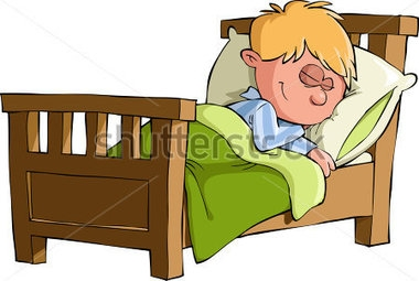 8+ Go To Bed Clipart.