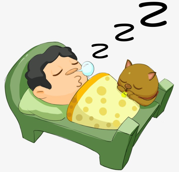 Go To Bed, Bed Clipart, People Illustrat #319052.