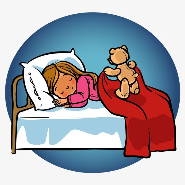 Clipart go to bed 4 » Clipart Portal.