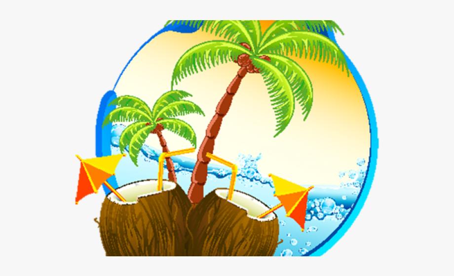 Seascape Clipart Goa Theme.
