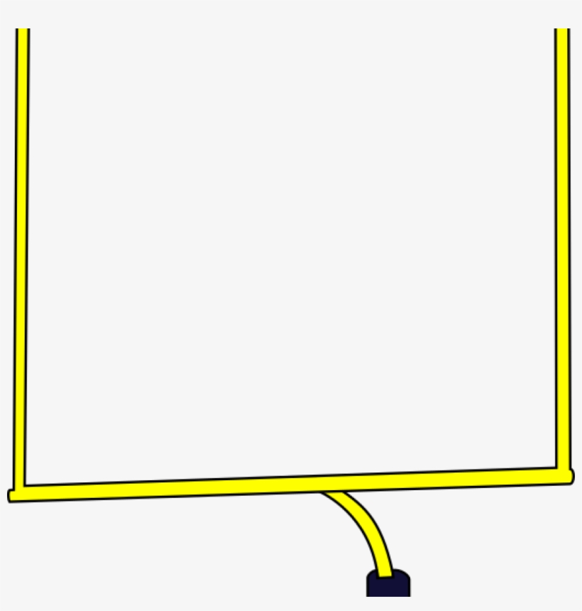 Goal Post Clipart Cat Clipart Hatenylo.