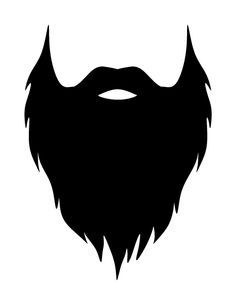 Collection of 14 free Beard clipart chin beard aztec clipart vintage.