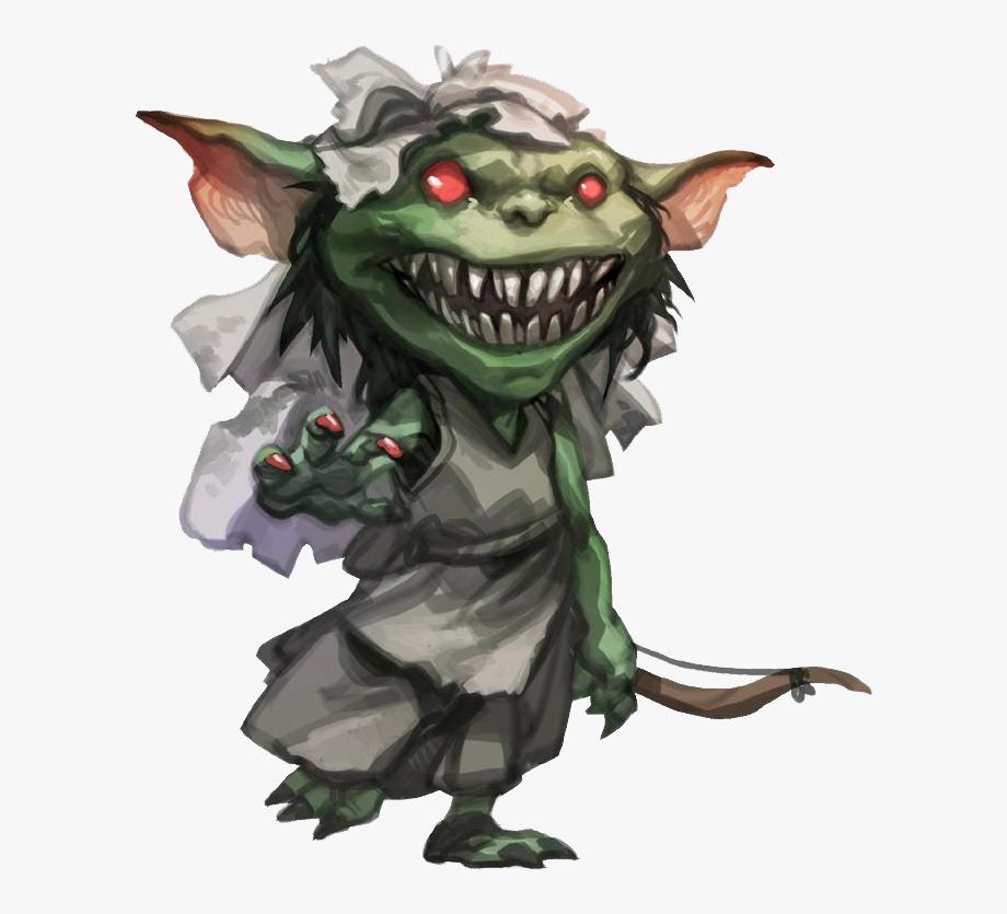 Reta We Be Goblins , Transparent Cartoon, Free Cliparts.