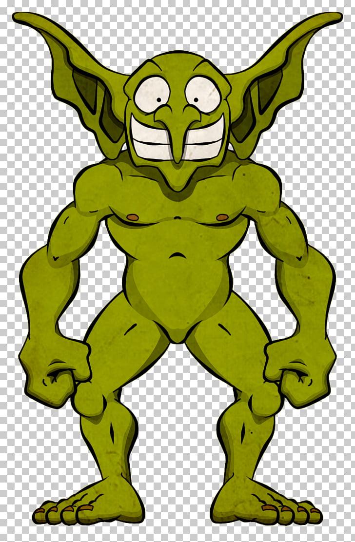 Green Goblin , Goblins s PNG clipart.