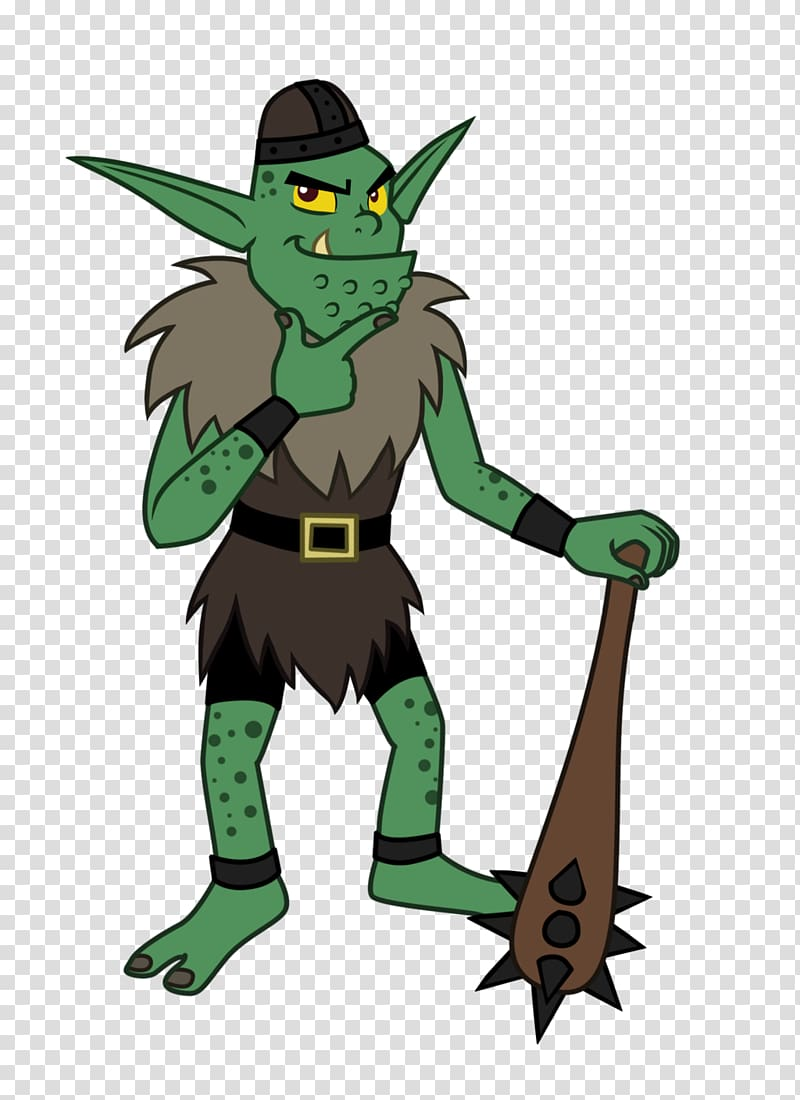 Goblin transparent background PNG clipart.