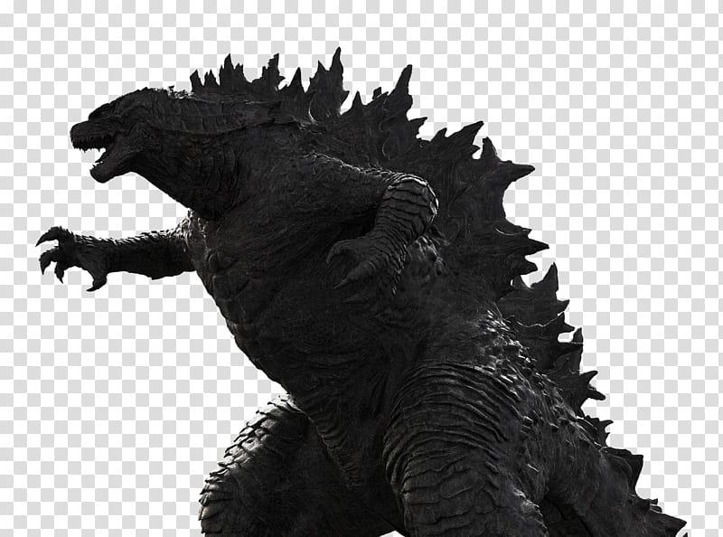 Godzilla HD background transparent background PNG clipart.