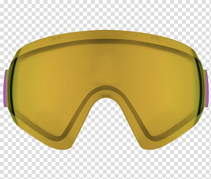 Goggles Lens Glass High.